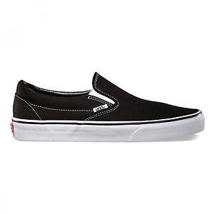 scarpe vans donna basse nere