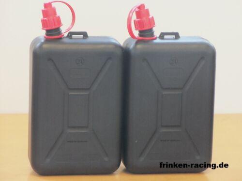 6,85€//stk zwei Stück 2 Liter Benzin Kanister