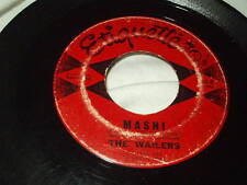 THE WAILERS Mashi 45 Etiquette Original Garage Northwest Rock Velva Fabulous
