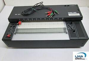 BBC-GOERZ-METRAWATT-SE-120-CHART-RECORDER-PRINTER