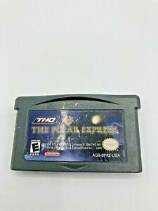 Nintendo-Game-Boy-Advance-GBA-Cartridge-Tested-Polar-Express-Ships-Fast