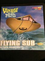 Moebius 1/32 #817 Seaview Flying Sub Voyage to Bottom of the Sea Model kit