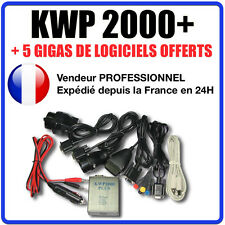 Interface Programmation KWP 2000+ Flash Tuning - ECUSAFE - MPPS BDM KESS KTAG