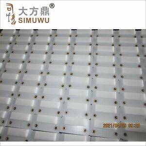 cnc machining aluminium POM medical device prototype