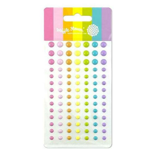June 2020 Release Your Choice Package Waffle Flower Stamps Enamel Dots 98Pc