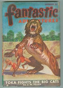 Fantastic-Adventures-December-1947-VG-Toka-Fights-the-Big-Cats