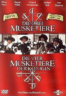 Musketiere Box (Die drei Musketiere, Die vier Musketiere)... | DVD | Zustand gut