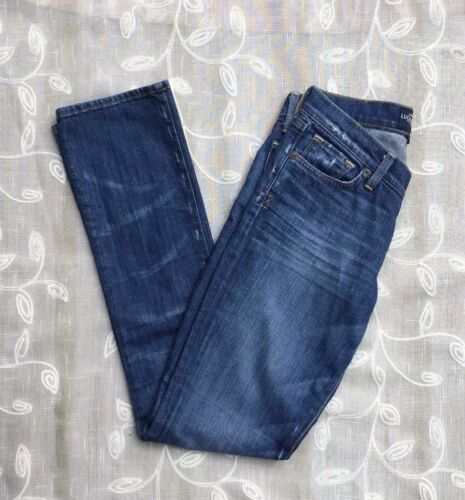 4 Taille Brand Zoe Jeans Lucky Straigth Y0wUn