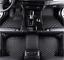 Car Floor Mats Leather Waterproof Pads Auto Mat Carpet For AUDI A3 Sportback