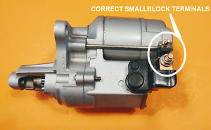ForMOPAR-318-340-360-273-Smallblock-Hi-Torque-STARTER-Charger-Dart-Cuda-Plymouth