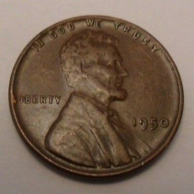 FINE*    **FREE SHIPPING** 1917 P Lincoln Wheat Cent Penny   *F