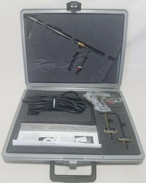 Dwyer ACCESSORIES For Series 475 Mark III Handheld Digital Manometer in case  l4