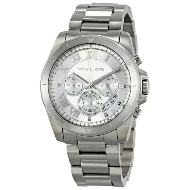 248f02742c25 Michael Kors Womens Brecken Watch 44mm for sale online