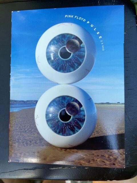 Pink Floyd - Pulse (DVD, 2-Disc Set) for sale online | eBay