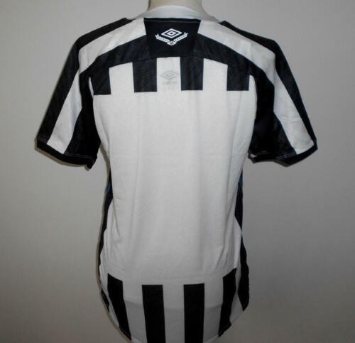 SANTOS FC Umbro away football shirt 2020-2021 homme jersey camisa Brazil Entièrement neuf dans sa boîte