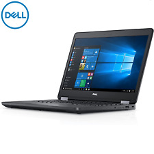 Dell Latitude 5470 14-Inch (Intel 6th Gen i5-6200U, 8GB DDR4, 180GB SSD, HDMI)