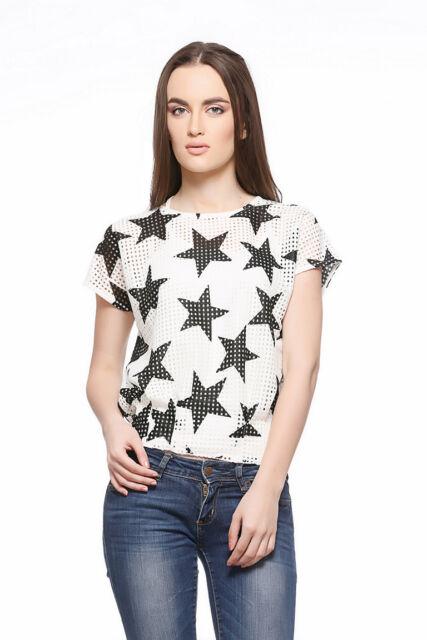 Fasnoya Printed Casual Top for Women - tpeb14