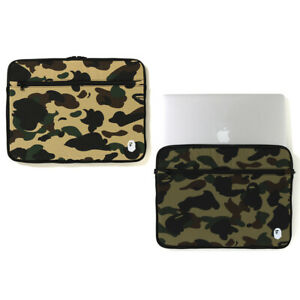 new product 25dae c86c0 BAPE A Bathing Ape 1st Camo PC Case M 15IN 15