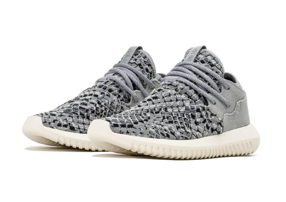 Adidas Originals Women Tubular Entrap Shoes Grey (BA7100) - US8 UK6.5