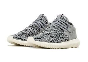sale retailer 37e30 e5dec Details about Adidas Originals Women Tubular Entrap Shoes Grey (BA7100) -  US8 UK6.5