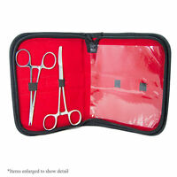 Dermal Anchor Tools Kit 2 Dermal Forceps With A High-quality Case Included