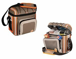 Image is loading Coleman-Lunch-Cooler-9-Can-Cooler-Lunch-Box-  sc 1 st  eBay & Coleman Lunch Cooler 9 Can Cooler Lunch Box Cooler Bag Coleman ... Aboutintivar.Com