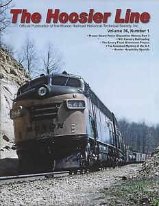 The-HOOSIER-Line-MONON-Railroad-Historical-Society-1st-Qtr-2017-NEW-issue