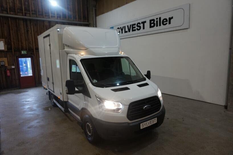 Ford Transit 350 L4 Van 2,2 TDCi 155 Trend m/lift Diesel