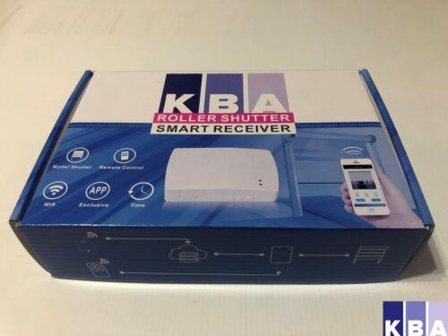 Wifi//Smart Controlador Para Persianas//Toldos 2 mandos a distancia-Neco Nvm Ellard essati