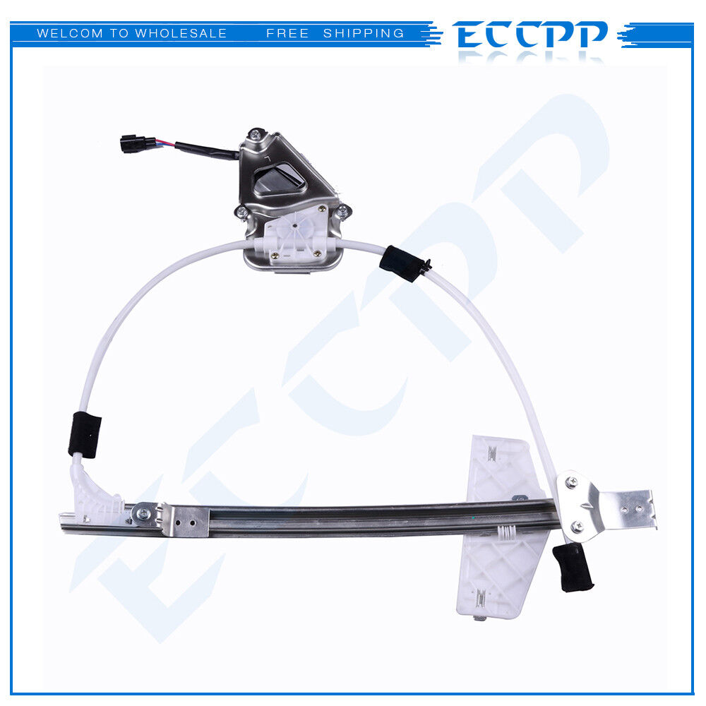 ACDelco 25923944 GM Original Equipment Front Driver Side Power Window Regulator and Motor Assembly