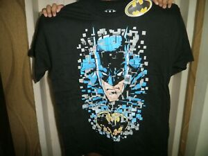 CLOSEOUT-SALE-Imported-From-USA-Batman-Boy-039-s-Shirt-Large-10-12