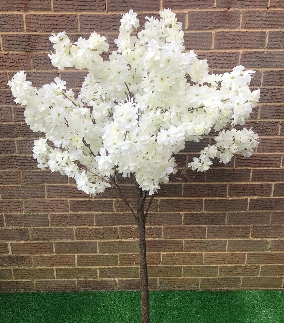 Blossom Tree Table Centres 4ft ivory HIRE ONLY Wedding Event