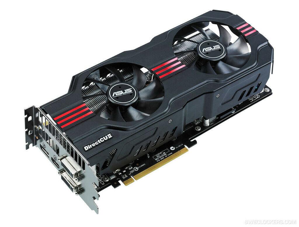Asus GeForce GTX 580