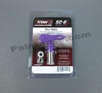 Titan 671-514 Or 671514 Synergy Fine Finish Airless Spray Tip