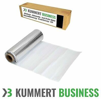 4m ALUBUTYL Dämmmatte Anti Dröhn Matte Bitumen-Ersatz 25 x 400 cm Auto Tür NEU