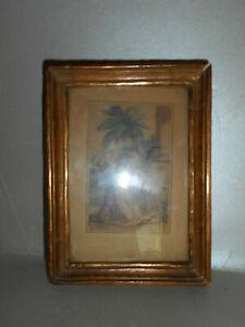 Cadre Ancien En Bois Dore.xviii°,début Xix°.gravure,peinture,aquarelle,dessin V7fpy8iq-10042202-894879271