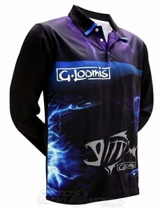 G.Loomis Lightning Shirt BRAND NEW @ Ottos Tackle World