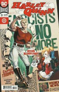 Harley-Quinn-51-DC-Rebirth-Comic-1st-Print-2018-Unread-NM