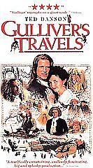 Gullivers Travels VHS, 1996, 2-Tape Set  - $2.10