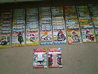 Practical Sportsbikes magazine No1 to 79