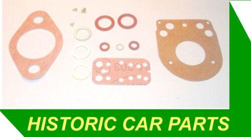 GUARNIZIONE Pack per ZENITH 30VM Carb Per Austin 10 CV Auto Furgone /& Utility 1937-48