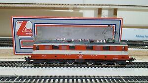 Lima-Locomotore-Elettrico-Ae-6-6-Bianco-Arancio