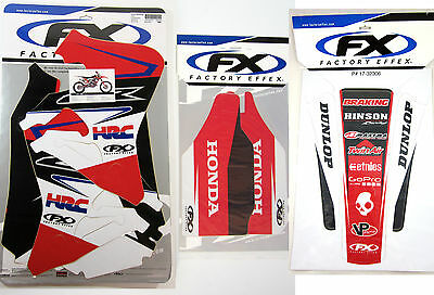 Factory Effex 19-01340 Evo Shroud//Airbox Graphic Kit