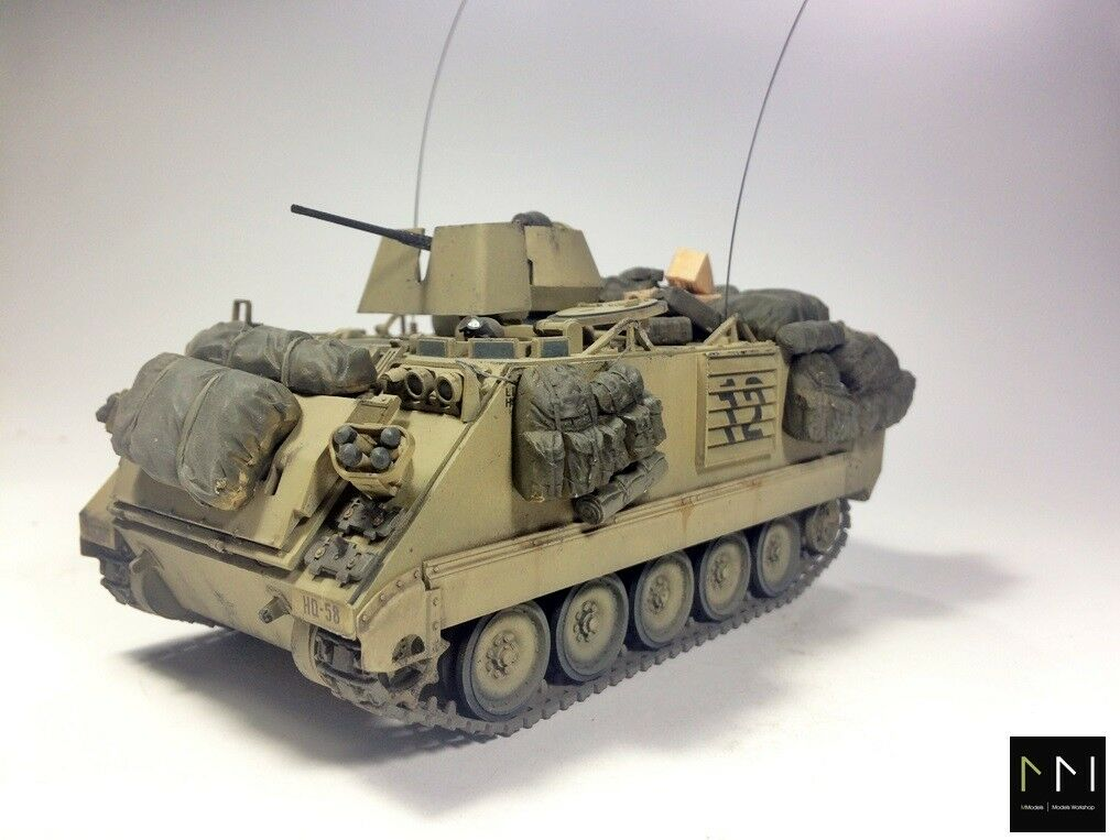 A3 Oif Scale 1 35 Built And Painted M113 Nyyphm2433 Land Deere