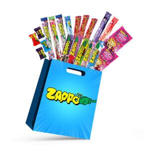 20pc Zappo Kids Showbag w/Grape/Strawberry/Tutti Frutti/Pineapple/Cola Gums