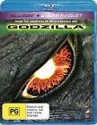 Godzilla (Blu-ray, 2014)
