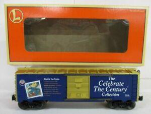 LIONEL 26214 CELEBRATE THE CENTURY BOXCAR