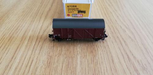 Brawa Spur N Güterwagen