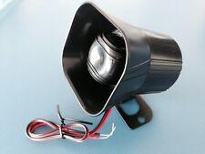 Universal Alarm Siren Horn For Cars Trucks Home Security Siren loud 6 Tone