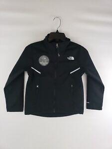 ec8ef42dfcfa NWT North Face Boys Apex Bionic Jacket A2U25 TNF Black TNF Black XS ...